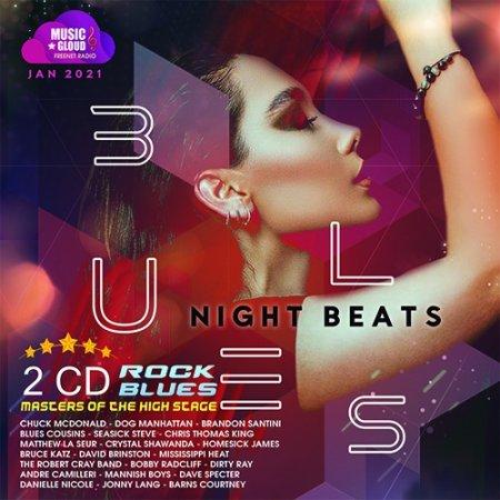 Обложка Night Beath Blues 2CD (2021) Mp3
