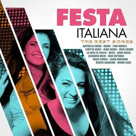 Обложка Festa Italiana (2021) Mp3