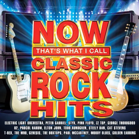 Обложка NOW That's What I Call Classic Rock Hits (2021) Mp3