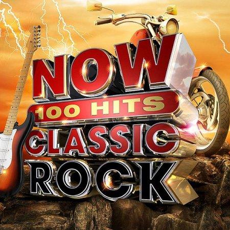 Обложка 100 Tracks Rock Classics (2021) Mp3