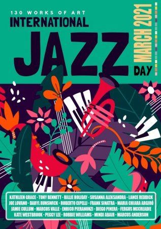 Обложка International Jazz Day: March Release (2021) Mp3