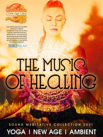 Обложка The Music Of Healing (2021) Mp3