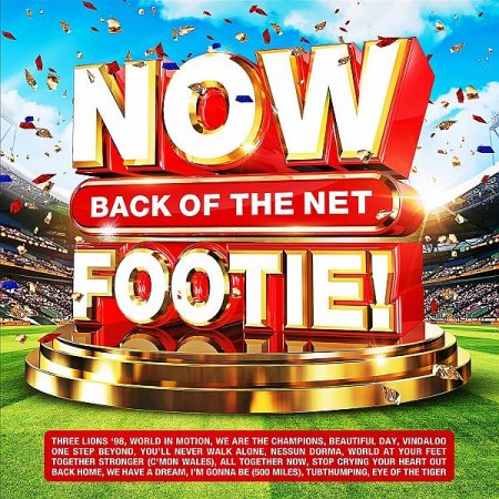 Обложка NOW That's What I Call Footie! (2CD) (2021) FLAC