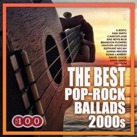 Обложка The Best Pop Rock Ballads 2000s (2021) Mp3
